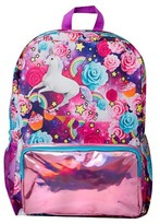 """Fashion Angels Style Lab by 16.5"""" Unicorn Backpack - Pink"""