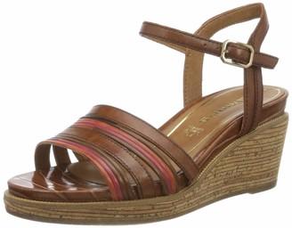 Tamaris 1-1-28060-34 Women's Ankle Strap