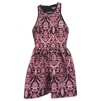 Manoush Multicolour Synthetic Dresses