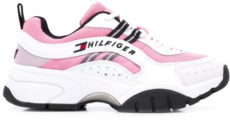 Tommy Hilfiger Panelled Chunky Sneakers