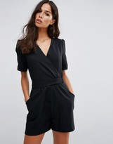 Asos 40's Wrap Tea Romper