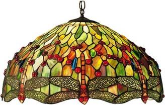 "Astoria Grand Diane 3-Light Single Dome Pendant Size: 16"" H"