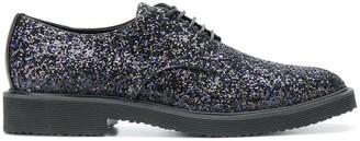 Giuseppe Zanotti Tyson glitter shoes
