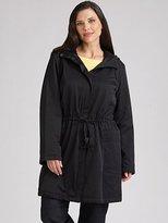 Eileen Fisher, Salon Z Hooded Anorak Jacket