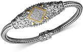 Effy Balissima by Diamond Diamond (1/4 ct. t.w.) in 18k Gold and Sterling Silver