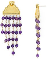 Stephanie Kantis Pediment Drop Earrings