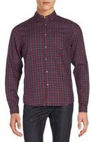 Life After Denim Gridlock Button-Down Shirt