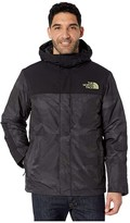 The North Face Balham Insulated Jacket (TNF Black Waxed Camo Print/TNF Black/TNF Black Matte Gold) Men's Clothing