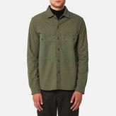 YMC Men's Doc Savage Shirt Olive