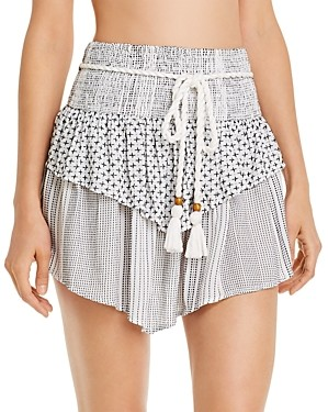 Soluna Sundance Mini Skirt Swim Cover-Up