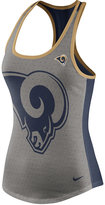 Nike Women's Los Angeles Rams Touchdown Tank