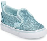Vans Classic Slip-On V Sneaker (Baby, Walker & Toddler)