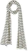 Petit Bateau Womens nautical striped scarf