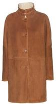 Loro Piana Spencer Shearling Coat
