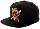 American Needle Spirit Crest SF Giants Snapback Hat