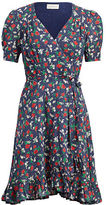 Denim & Supply Ralph Lauren Floral-Print Wrap Dress