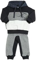Fay Cotton Sweatshirt & Jogging Pants