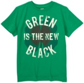 Crazy 8 Green Is The New Black Tee