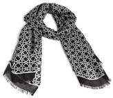 Vera Bradley Night-&-Day Geo Scarf