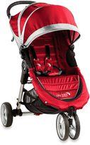 Baby Jogger City Mini® 3-Wheel Single Stroller in Crimson/Grey