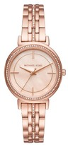 MICHAEL Michael Kors Women's Cinthia Bracelet Watch, 33Mm