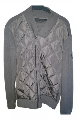 Canada Goose Anthracite Wool Jackets