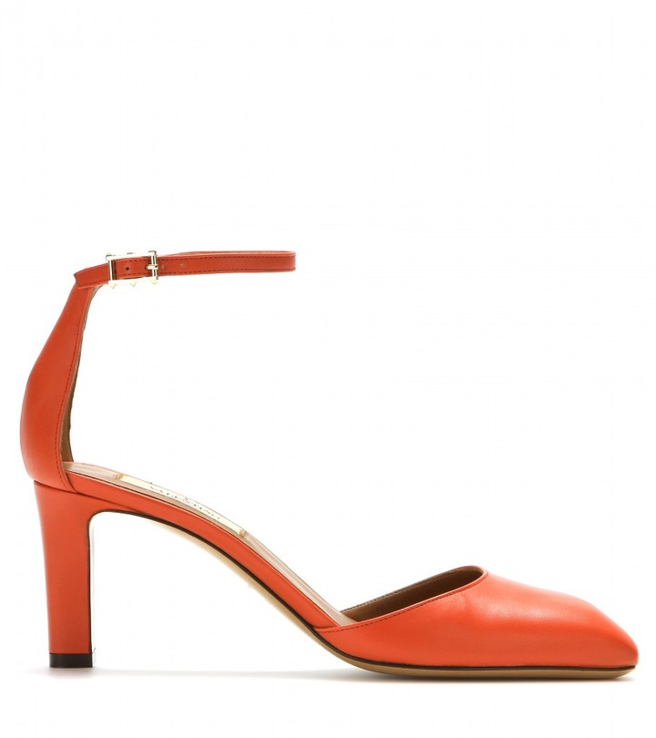 Valentino Club On leather pumps