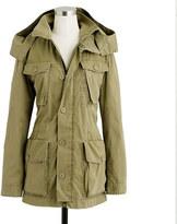 J.Crew Boyfriend fatigue jacket