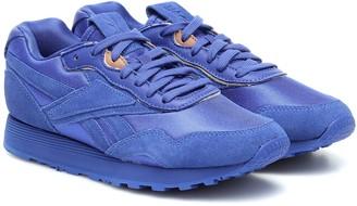 Reebok x Victoria Beckham Rapide suede sneakers