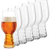 Spiegelau Beer Classics IPA Glasses, Set of 6