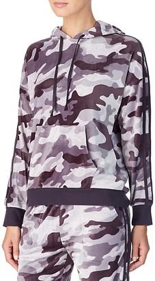 DKNY Long-Sleeve Camouflage Hoodie