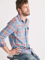 Lucky Brand Axe Indigo Shirt