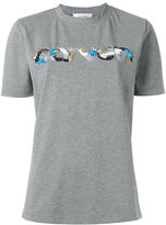 Carven sequin logo T-shirt