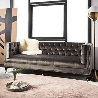 Safavieh Home Collection Miller Bella Grey Sofa