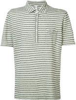 Massimo Alba Wembley polo shirt - men - Linen/Flax - S