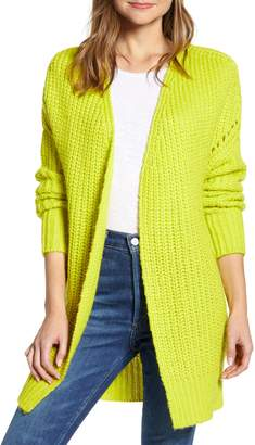 RD Style Open Front Cardigan