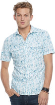 Rock & Republic Men's Stretch Button-Down Shirt