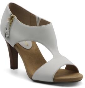 Adrienne Vittadini Venus Peep Toe Shootie Women's Shoes