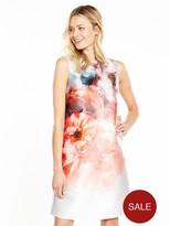 Wallis Floral A-line Shift Dress