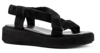 Italeau Zanita Waterproof Platform Sandal
