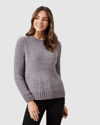 French Connection Chenille Knit
