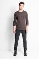 Zadig & Voltaire Platine Anthra Men's Jeans