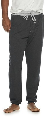 Hanes Men's 1901 Heritage French Terry Sleep Jogger Pants