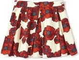 Jigsaw Girls Winter Floral Skirt
