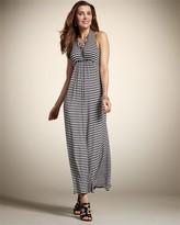 Chico's Stripe Maxi Dress