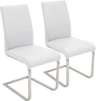 Lumisource Set Of 2 Foster Dining Chairs