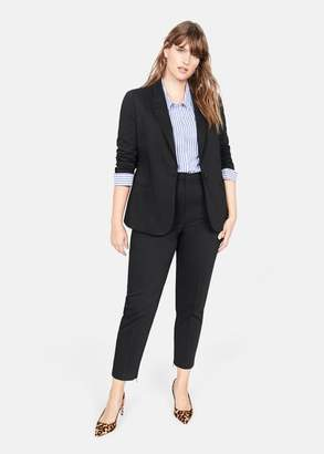 MANGO Superslim fit suit blazer