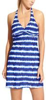 Athleta Del Mar Tara Halter Swim Dress