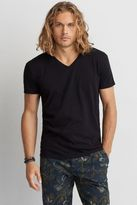 American Eagle Outfitters AE Pima V-Neck T-Shirt