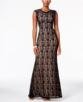 Betsy & Adam B & A by Lace Mermaid Gown